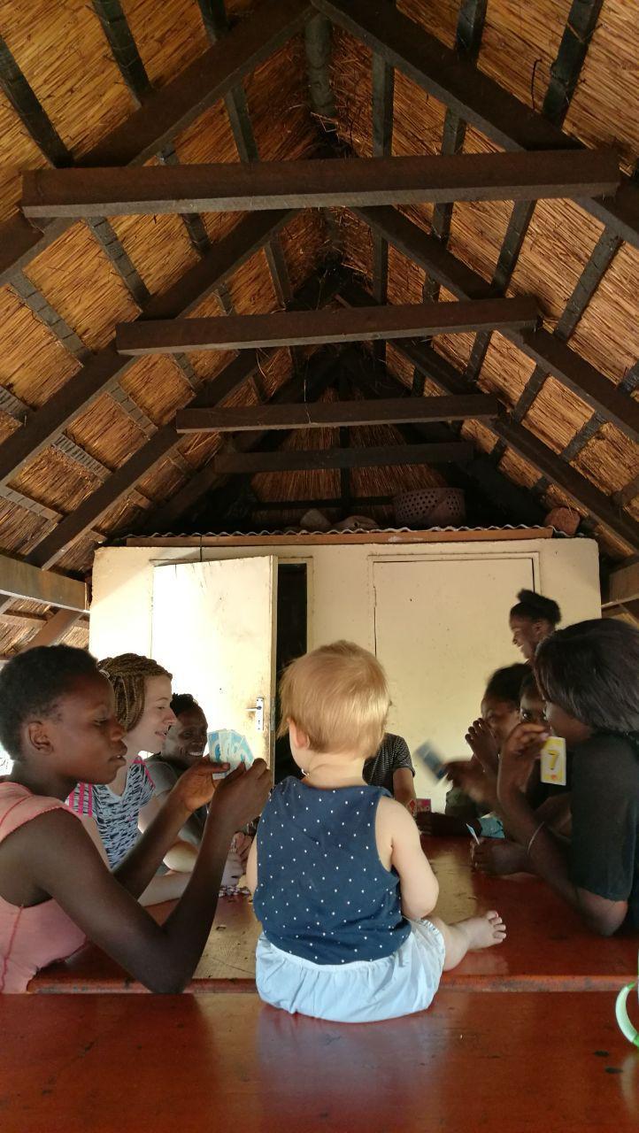 Streiflichter - Sept für Sambia